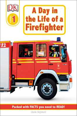 DK Readers L1: Jobs People Do: A Day in the Life of a Firefighter - Hayward, Linda