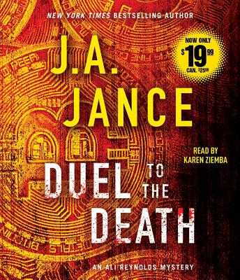Duel to the Death - Jance, J a, and Ziemba, Karen (Read by)