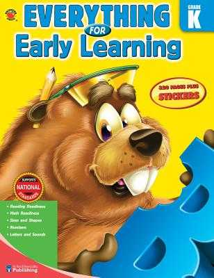 Everything for Early Learning, Grade K - American Education Publishing (Compiled by)