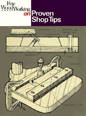 """Fine Woodworking"" on Proven Shop Tips - ""Fine Woodworking"" Magazine"