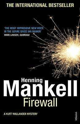 Firewall - Mankell, Henning, and Segerberg, Ebba (Translated by)