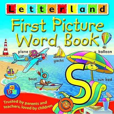 First Picture Word Book - Wendon, Lyn, and Martin, Susi (Designer), and MacLeod, Lisa (Designer)