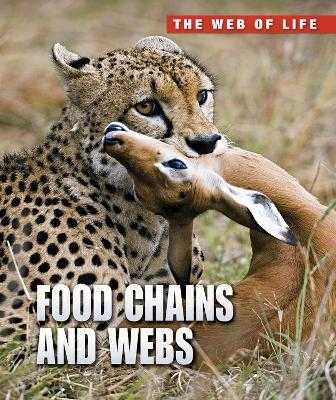 Food Chains and Webs - Solway, Andrew