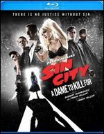 Frank Miller's Sin City: A Dame to Kill For [Blu-ray] - Frank Miller; Robert Rodriguez