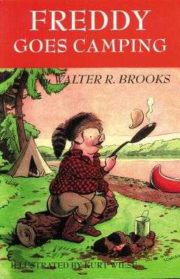 Freddy Goes Camping - Brooks, Walter R