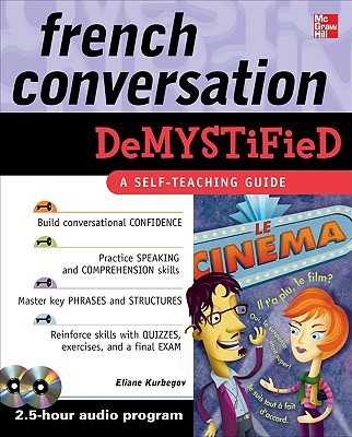 French Conversation Demystified - Kurbegov, Eliane