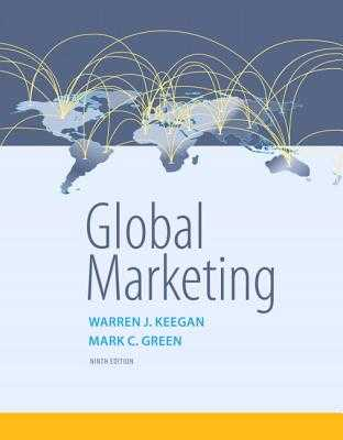 Global Marketing - Keegan, Warren, and Green, Mark