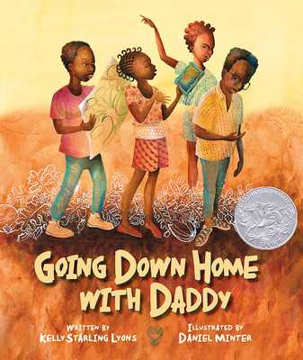 Going Down Home with Daddy - Lyons, Kelly Starling