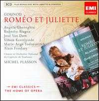 Gounod: Romeo et Juliette - Alain Fondary (vocals); Alain Vernhes (vocals); Angela Gheorghiu (vocals); Anne Constantin (vocals); Claire Larcher (vocals);...