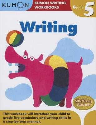 Grade 5 Writing - Kumon, Publishing