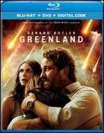 Greenland [Includes Digital Copy] [Blu-ray/DVD]