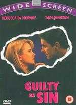 Guilty as Sin - Sidney Lumet