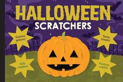 Halloween Scratchers - Golden, Erin Lee