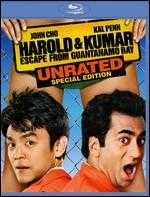 Harold and Kumar Escape from Guantanamo Bay [Special Edition] [Blu-ray] - Hayden Schlossberg; Jon Hurwitz