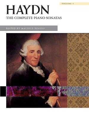 Haydn -- The Complete Piano Sonatas, Vol 1: Comb Bound Book - Haydn, Franz Joseph (Composer), and Hinson, Maurice (Composer)