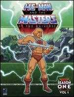 He-Man and the Masters of the Universe: Season 1, Vol. 1