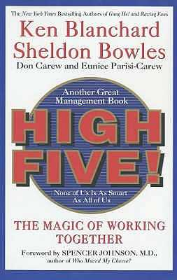 High Five! - Blanchard, Kenneth, and Bowles, Sheldon, and Carew, Donald