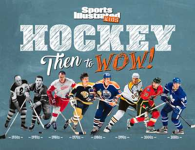 Hockey: Then to Wow! - The Editors of Sports Illustrated Kids