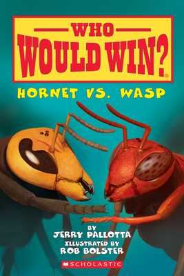 Hornet vs. Wasp (Who Would Win?), Volume 10 - Pallotta, Jerry