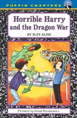 Horrible Harry and the Dragon War - Kline, Suzy