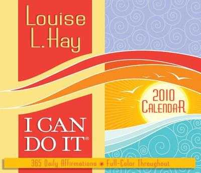 I Can Do It 2010 Calendar: 365 Daily Affirmations - Hay, Louise L