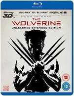 The Wolverine 3D [Unleashed Extended Edition] [Includes Digital Copy] [UltraViolet] [3D] [Blu-ray]