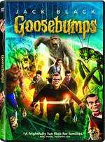Goosebumps [Includes Digital Copy]