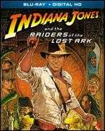 Indiana Jones and the Raiders of the Lost Ark [Blu-ray] - Steven Spielberg