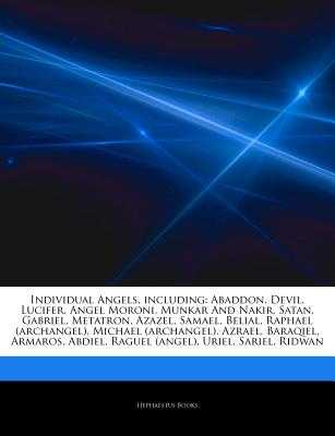 Individual Angels, Including: Abaddon, Devil, Lucifer, Angel