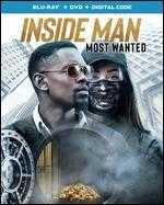 Inside Man: Most Wanted [Includes Digital Copy] [Blu-ray/DVD]