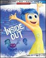 Inside Out [Includes Digital Copy] [Blu-ray/DVD] - Pete Docter