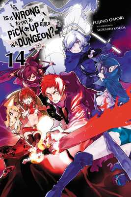 Is It Wrong to Try to Pick Up Girls in a Dungeon?, Vol. 14 (Light Novel) - Omori, Fujino