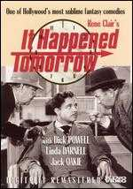 It Happened Tomorrow - René Clair