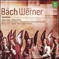 J.S. Bach: Cantatas - Agnes Giebel (soprano); Amaury Wallez (bassoon); August Wenziger (piccolo violon); August Wenziger (viola da gamba);...