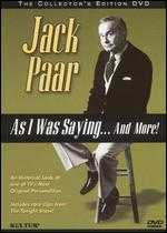 Jack Paar: As I Was Saying ... And More! -