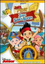 Jake and the Never Land Pirates: Jake Saves Bucky - Howy Parkins