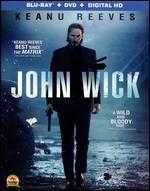 John Wick [2 Discs] [Includes Digital Copy] [Blu-ray/DVD]