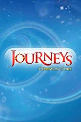 Journeys: Common Core Student Edition Volume 2 Grade 3 2014 - Houghton Mifflin Harcourt (Prepared for publication by)