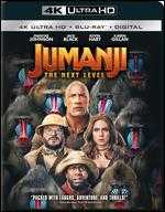 Jumanji: The Next Level [Includes Digital Copy] [4K Ultra HD Blu-ray/Blu-ray] - Jake Kasdan
