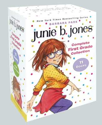 Junie B. Jones Complete First Grade Collection: Books 18-28 with Paper Dolls in Boxed Set - Park, Barbara