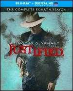 Justified: The Complete Fourth Season [3 Discs] [Blu-ray]