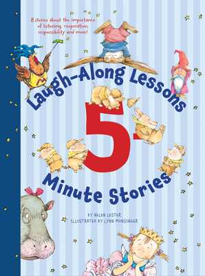 Laugh-Along Lessons 5-Minute Stories - Lester, Helen, and Munsinger, Lynn