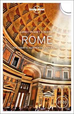 Lonely Planet Best of Rome 2020 - Lonely Planet, and Williams, Nicola, and Averbuck, Alexis