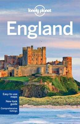 Lonely Planet England - Lonely Planet, and Else, David, and Berry, Oliver