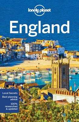 Lonely Planet England - Lonely Planet, and Dixon, Belinda, and Berry, Oliver