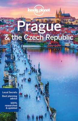 Lonely Planet Prague & the Czech Republic - Lonely Planet, and Baker, Mark, and Wilson, Neil