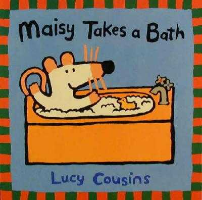 Maisy Takes a Bath -