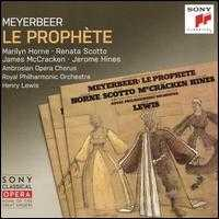Meyerbeer: Le Prophète - Bruce Ogston (vocals); Christian du Plessis (vocals); James McCracken (vocals); Jean Dupouy (vocals); Jerome Hines (vocals);...