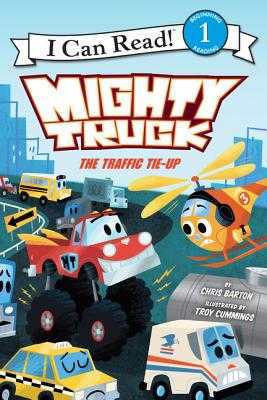 Mighty Truck: The Traffic Tie-Up - Barton, Chris