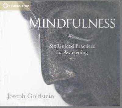 Mindfulness: Six Guided Practices for Awakening - Goldstein, Joseph